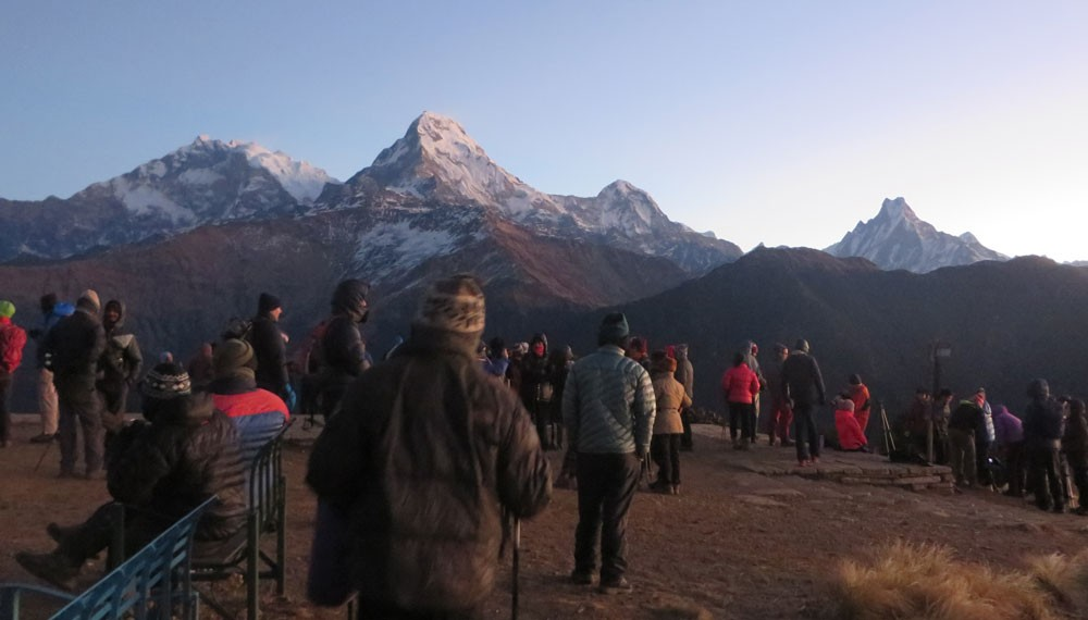Poon Hill Trek 3 Days -Poon Hill Trekking Price, Itinerary